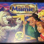 ボードゲームで家族のコミュニケーションを活性化!≪呪いのミイラ≫